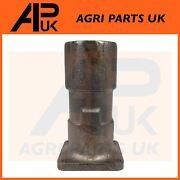 Exhaust Elbow Manifold Extension For Case International Ih 856 985 995 Tractor