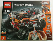 Lego® Technic 9398 4x4 Crawler Offroader +power Functions Neu And Ovp New Sealed