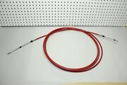 Nos Morse 032377-003-528 Type 3300/33c Control Shift/throttle Cable 44and039