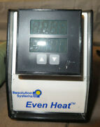 Resolution Systems Even Heat Column Heater And Temperature Controller
