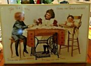 Vintage The Tea Party Porcelain Metal Signs By Jeebsters Nostalgic Sign