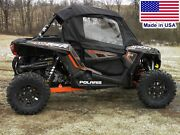 Polaris Rzr 1000 Enclosure For Existing Windshield - Doors Roof And Rear Window