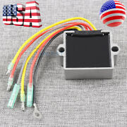 New Voltage Regulator Rectifier For Mercury Outboard 30-125hp 883072t 8m0084173