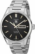 Tag Heuer Menand039s War201c.ba0723 And039carreraand039 Automatic Stainless Steel Watch