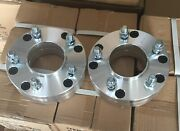 2pc 2 50mm Hubcentric Wheel Adapters 6x127 To 5x120.7 6x5 To 5x4.75 Spacers