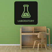 Laboratory Test Tube, Science Wall Decal Sticker Ws-47054