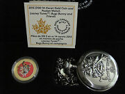 2015 Canada 100 Dollars 14 K Gold Coin Bugs Bunny And Friends Looney Tunes