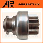 Starter Motor Drive Pinion For Case International Ih 1594 1694 Tractor