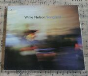 Willie Nelson - Songbird Cd 2006 Pre-owned Excellent Cond Ryan Adams