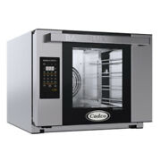 Cadco Xaft-04hs-ld Half-size Bakerlux Led Heavy-duty Convection Oven