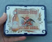 Anheuser-busch Bottled Beers Playing Cards In Tin 1988 Unused