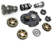 4-speed Conversion Gear Set For 1941 - 1946 Harley 45 Transmission Gear Box