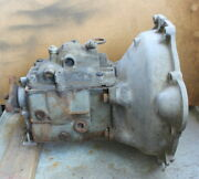 Mercedes 220se 111 Manual 4 Speed Transmission Also 113 111 108 Pagoda
