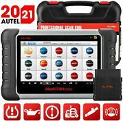 Autel Maxicom Mk808ts Tpms Scanner With Complete And Sensor...