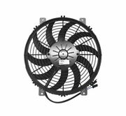 Universal Dust And Waterproof Parts Spal High Performance Cooling Fans Z6001