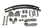 Chassis Engineering As-2012c 1933-34 Ford Car And Truck Rear End Leaf Spring Kit