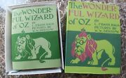1900 True First Editionthe Wonderful Wizard Of Oz L.frank Baumw/archival Case