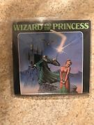 Wizard And The Princess Commodore 64/128 Complete 5.25 Floppy Disk Very Rare