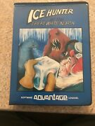 Ice Hunter Commodore 64/128 Complete 5.25 Floppy Disk Complete With Cassette