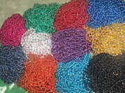600 Color Choice Mardi Gras Beads/necklaces - Party Favors New - Free Shipping