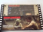 Star Wars The Empire Strikes Back Authentic 70mm Film Cell Darth Vader Edition