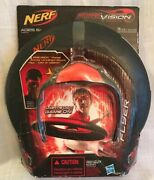 New Nerf Firevision Sports Flyer Disc Hasbro, Works With Any Firevision Gear