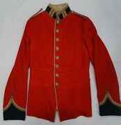 Post Ww1 Canadian Royal Military College Rmc Scarlet Jacket Service Number 1616