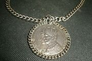 Norway 1906 Throndsen Silver Medal Of Coronation Of King Haakon Vii And Queen Maud