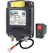 Blue Sea 7700 Ml-rbs Remote Battery Switch With Manual Control