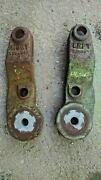 John Deere Cultivator Lift Arms R26464r And R26465r