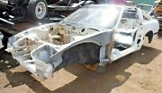 1984 Nissan 300zx Body Tub- T Top-stripped Bare-nice Clean Shape-rustfree-- S