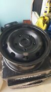Ford 350 Transit 16 Inch Wheels And Hubcaps. With Tpms Valves