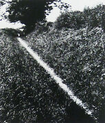 Bill Brandt Pilgrimand039s Way England 1950 / Silver Print-printed Later / Signed