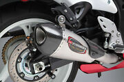 Yoshimura Alpha T Full Stainless Steel With Carbon Fiber End Cap 11210ap520