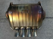 Lamborghini Aventador Factory Exhaust Muffler Exhaust Oem - Great Condition