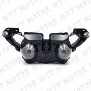 Replacement Headlight Lamp Assembly Housing For 2009-2011 Yamaha Yzf R1
