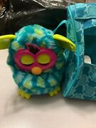 Furby Boom Peacock Teal Blue Green 2012 Furby Hasbro Electronic Interactive Toy