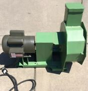 15 X 6 Impact Ore Mill With Chain Hammers And 2hp Leeson Hd Farm Duty Motor