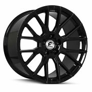 20 Forgiato Flow 001 Black Forged Concave Wheels Rims Fit Benz Gla200 250 45