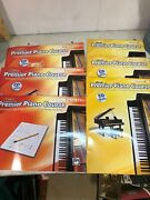 Alfred's Premier Piano Course Lesson Theory Performance Books And Cds