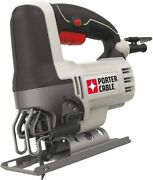 Porter-cable Orbital Jig Saw 6.0-amp Pce345 Andlrmpack Of 1 Saw