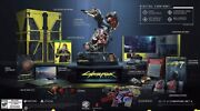 Cyberpunk 2077 Collectors Edition In Hand Xbox One Sold Out