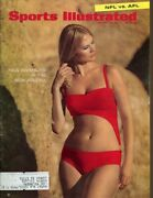 1967 Sports Illustrated Swimsuit Issue 1/186 Marilyn Tindall Ex/mt 52980