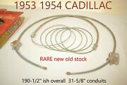 1953 1954 Cadillac Lisle Emergency Parking Brake Cable Antique Classic Nors Nos