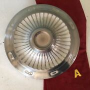 A 1 1963-64 Ford Galaxy Fairlane Vintage Hubcap