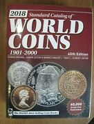 Cm-4 2018 Standard Catalog Of World Coins 45th Edition New
