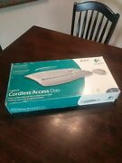 Logitech Cordless Access Duo Mouse Keyboard New