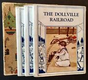 Josephine Lawrence / Toyland Series The First 3 Vols The Unhappy Paper Doll 1st