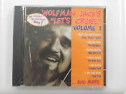 Wolfman Jack Letand039s Cruise Vol. 1 By Various Artists Cd Sep-1998 Sealed New
