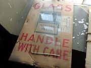 Nos 55 56 57 Chevy Tri Five 5 Vent Window Glass Clear Rh 4643480 Gm Hot Rod Sk